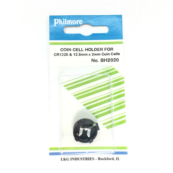 Battery Holder Button Cell-For Cr1220 & Other : BH2020
