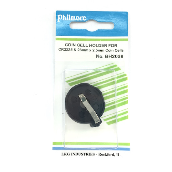 Battery Holder Button Cell-For Cr2325 & Other : BH2038