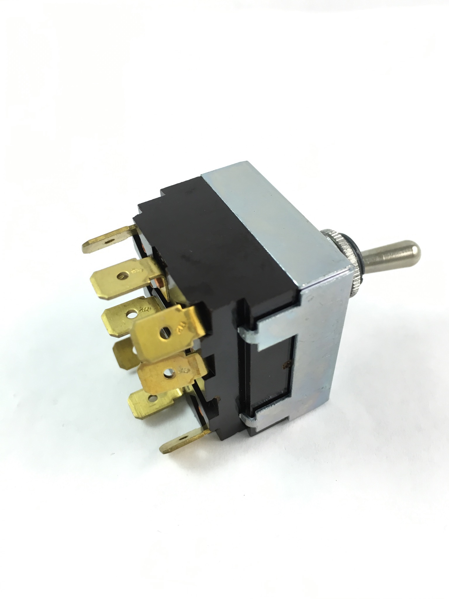 Orvac Electronics Toggle Switch 20 Amp Sealed Screw Terminal Spdt Onoffon On Off 3pdt 250 17amp