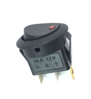 Round Rocker Switch TB