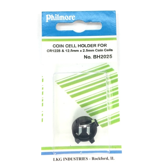 Battery Holder Button Cell-For Cr1225 & Other : BH2025